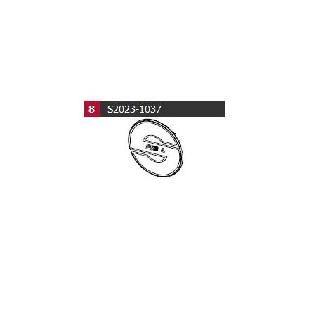 Label clip for FSB4