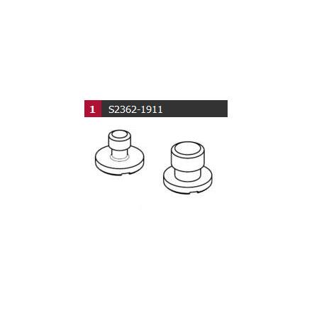 Camera screw kit for plate 1464/1064