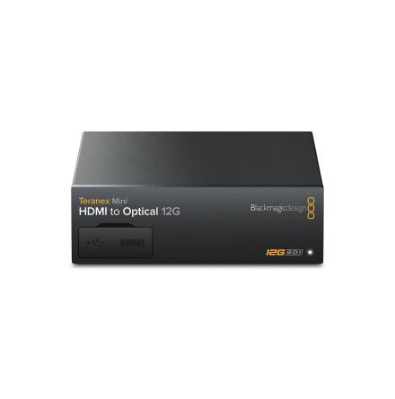 Teranex Mini - HDMI to Optical 12G