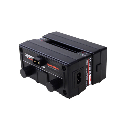 Charger 2ch for Gripper Battery