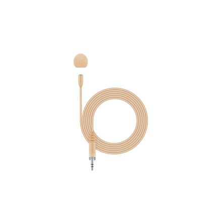Microphone lavalier MKE Essentials (beige & EW connector)