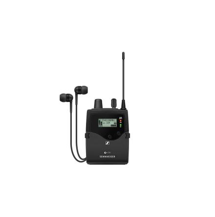In Ear Monitoring Receiver incl IE 4 earphones EK IEM G4-G