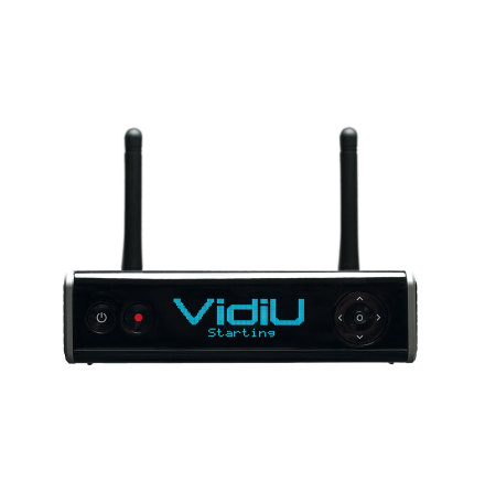 VidiU Go - AVC/HEVC 3G-SDI/HDMI Bonding Encoder