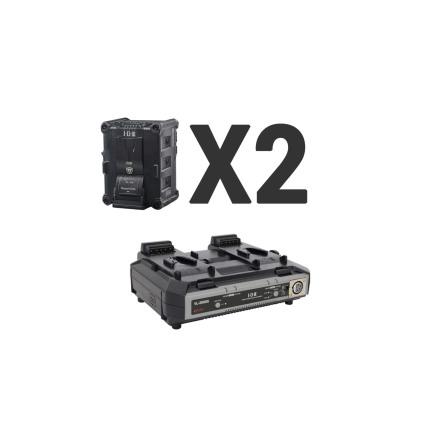 Endura 2x IPL-150 + VL-2000S