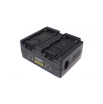 2-Channel Simultaneous Sony L-series Fast Charger