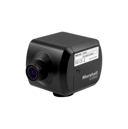 Camera Mini with 3,6mm lens HD - 3G-SDI