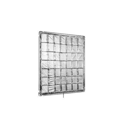 4x4ft Silver Reflector (Slip On Shiny-Board)