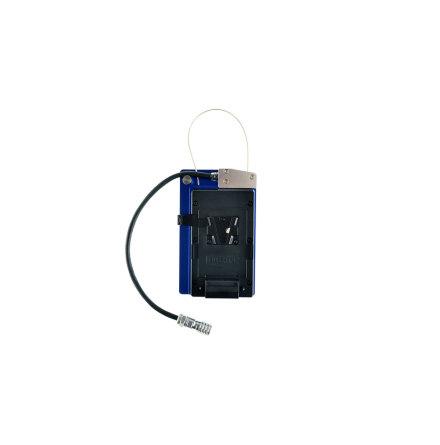 Micro Battery Mount V Lock Style