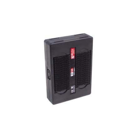 Sticky Battery Pack 14.4v 50Wh 2x D-tap