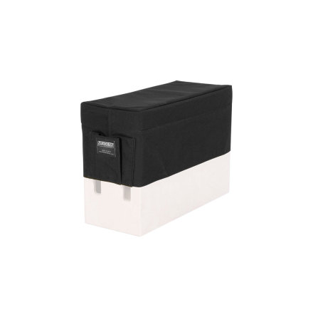 Apple Box Seat Cover Black - Horizontal