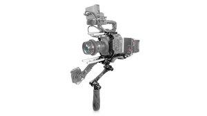 CanonC500MarkIICameraCage,BaseplatewithHandle