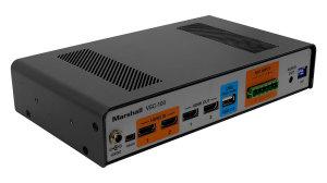 Marshall VSC-100 AV Consolidator Bridge