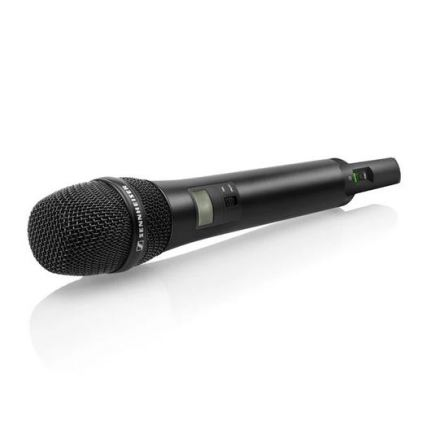 Microphone handheld wireless AVX w/mute incl 835S-3 and BA10