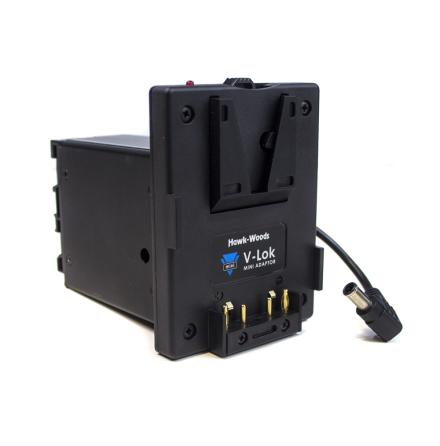FX6 V-Lok Camera mount 2x D-TAP
