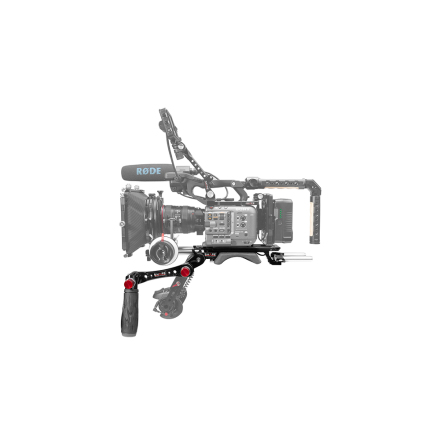 Sony FX6 Baseplate with Handle