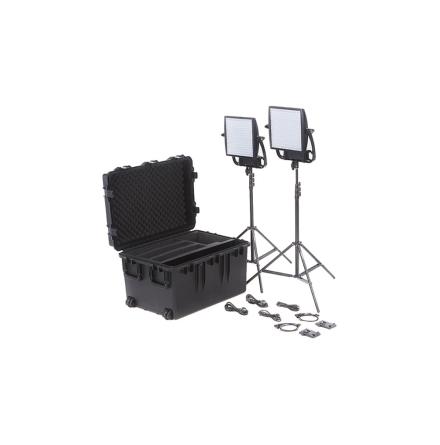 Astra 6X Traveler Duo V-Mount Kit - Litepanels