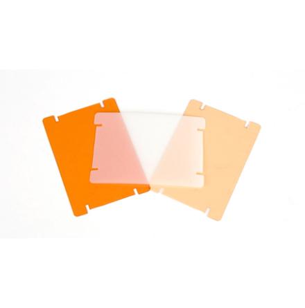 Micro Pro 3 Piece Gel Set - Litepanels