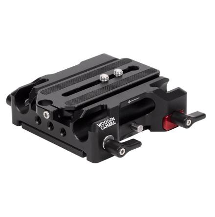 LW 15mm Baseplate (BMPCC 6K Pro)