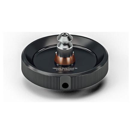 Adaptor Aktiv Head / Slider 100 mm - Sachtler