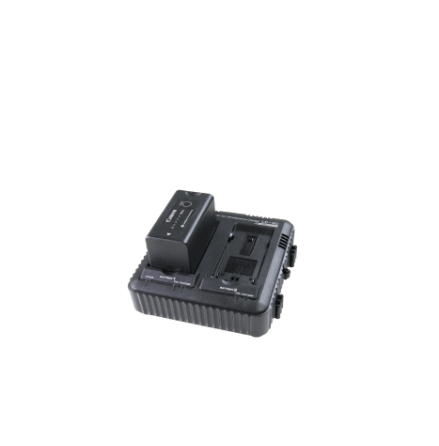 7.4V 2-Channel Simultaneous Quick Charger for SSL-JVC50 - IDX