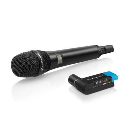 Wireless Mic Set Handheld AVX-835 SET-3-U