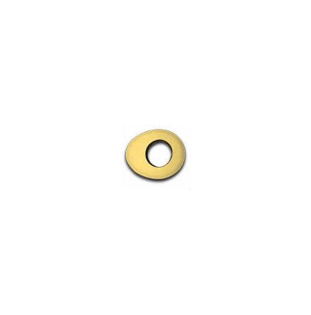 Oval Large - Chamois - Bluestar