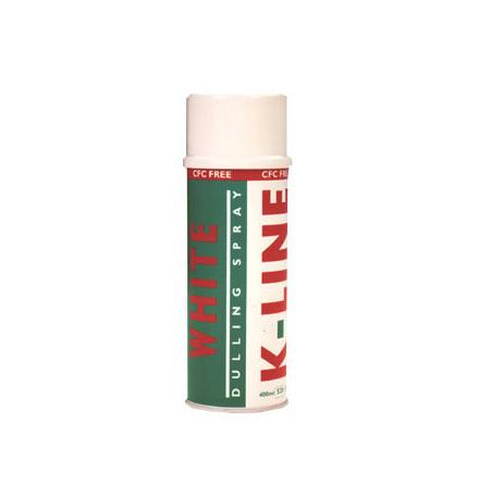 Dulling Spray, White - K-Line