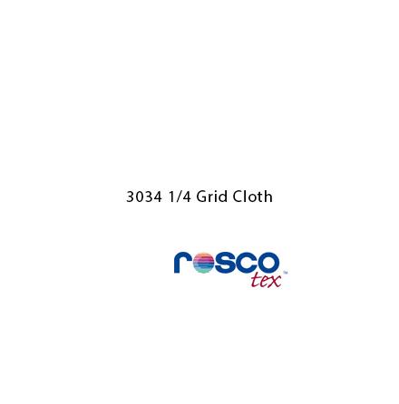 Grid Cloth 1/4 8x8 - Rosco Textiles