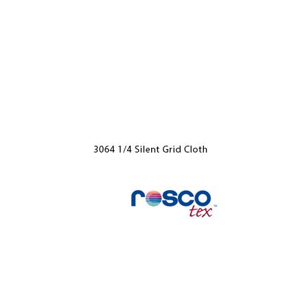 Silent Grid Cloth 1/4 6x6 - Rosco Textiles