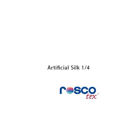 Artificial Silk 1/4 8x8 - Rosco Textiles