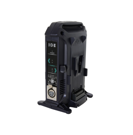 VL-2X (2-Channel Fully Sequential Quick Charger)